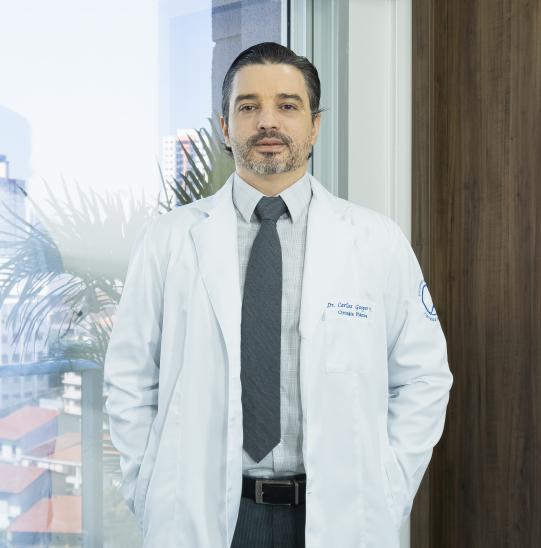 Dr. Carlos Gaspar